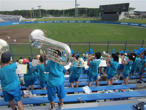2011/7/19 秋田工業高校 対 能代...